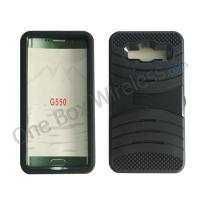 Buy cheap For Samsung Galaxy ON 5/ G550 Rugged Armor Hybrid Kickstand Cover Case product
