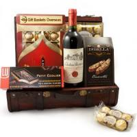 Buy cheap Wine And Chocolate Journey.NO.38 Beijing gift basket product