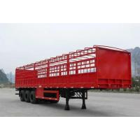 Pale bar transport semi-trailer