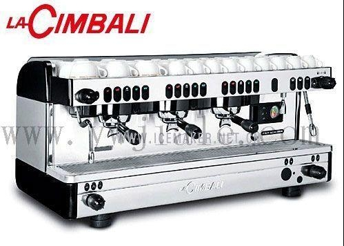 Quality LA CIMBALI M29 SELECTRON double professional semi-automatic coffee machine for sale