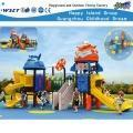 Buy cheap Newest Design Commercial Playground Equipment (HLD-027A) product