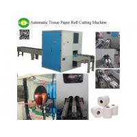 Buy cheap Automatic Toilet Paper Roll Log Saw Cutting Machine product