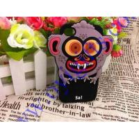 Buy cheap 3D Monster Animal Sharp Tooth Monkey Phone covers product