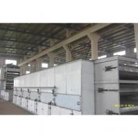 China High efficiency and energy saving the cassava chips drying machine on sale