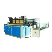 China Toilet Paper Rewinder Machine And Perforating Machine on sale