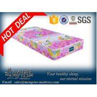 Buy cheap colorful single soft roll up visco foam mattress child from wholesalers