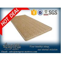 Buy cheap modern design tight top double natural coconut mattress from wholesalers