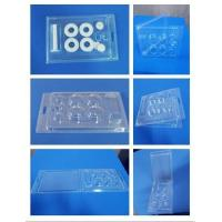 Buy cheap Blister Packaging Clear PVC clamshell plastic blister box Item Number:XM-EPB321 from wholesalers