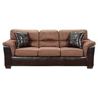Buy cheap Exceptional Designs Laredo Microfiber Sofa from wholesalers