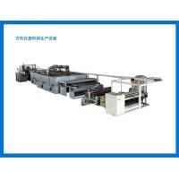 Buy cheap square hole plastic net production equipment product