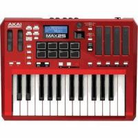 Buy cheap AKAI MAX25 Compact USB /Midi /CV Keyboard Controller from wholesalers
