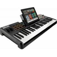 Buy cheap Akai Professional SynthStation49 Keyboard Controller with iPad Dock from wholesalers