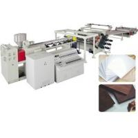 Buy cheap PVC FREE FOAMED SHEET PRODUCTION LINE product