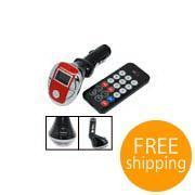 China Car 2GB MP3 Player FM Transmitter with Remote Control [E33907] on sale