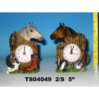 Buy cheap horse head alarm clock from wholesalers