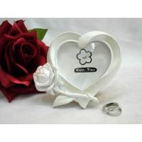 Buy cheap white rose photo frame Valentine's Day product