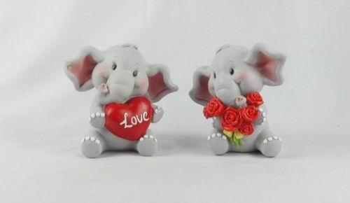 Quality Valentine's Day elephants gifts Valentine's Day for sale
