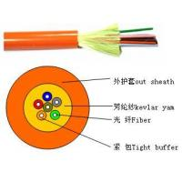 Buy cheap Distribution tight buffer optical cable(GJFJV) product