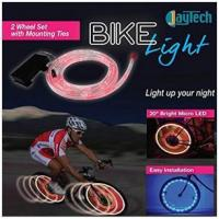 Buy cheap JOY-H044 Bike Red Wheel Light 20'' Bright Micro LED from wholesalers
