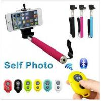 Buy cheap JOY-H045 Wirless mobile phone monopod from wholesalers