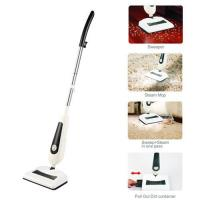 Buy cheap Households 2 IN 1 STEAM MOP AND SWEEPER from wholesalers