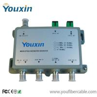 Buy cheap Indoor optical receiver (with return path)Model: OR3100-R product