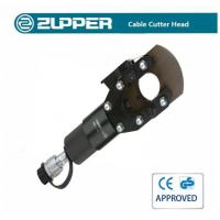 Split-unit Hydraulic Power Cable Cutter Head
