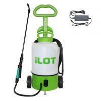 China 2 Gallon Battery Powered Garden Sprayer on Wheels on sale