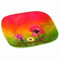 Express Gifts Pansy Sunset Small Tray