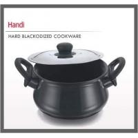Buy cheap Hard Anodized Handi with Lid Anodized Cookware from wholesalers