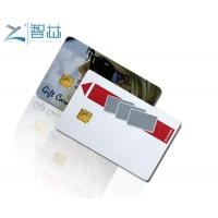 Buy cheap Printable SEL 5542 ,5528 Contact IC Card China Factory from wholesalers