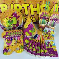 Buy cheap Party Items Dinosaur Theme Pack product