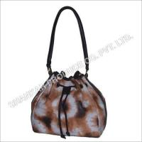 Buy cheap Leather Tie & Die Hand Bag product