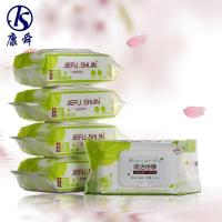 China Wet Wipes Antibacterial Individually Wrapped Wet Wipes on sale