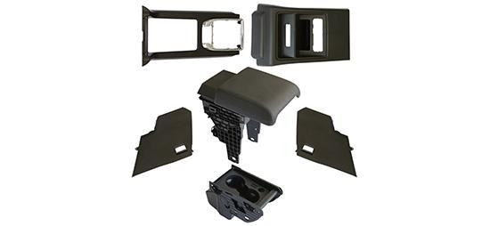 Quality OE Style Armrest Box For Discovery Sport 2015 for sale