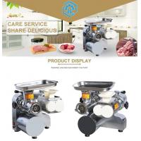 Buy cheap Meat Slicer Commercial Stainless Steel Full Automatic Meat Machine Slicer product
