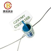 China Security Wire Lead Seal water meter wire seal pure lead seal on sale