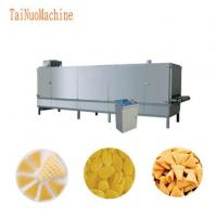 China Snack Food Machine Cheese Puffs Making Machine on sale