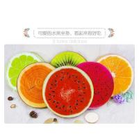 Pet Toy Cat Fruit Cushion