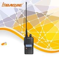 China Walkie Talkie 5W Communication Radio Dual Band 2 Way Walkie Talkie on sale