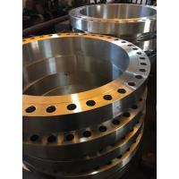 Buy cheap Manufacturers selling welding flange pressure forging flange specializing in the production product