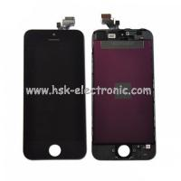 Spare parts for iphone iphone 5 lcd display-black