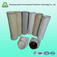 Buy cheap 100% Cotton/Oil Absorption Felt Non woven Pocket type Acrylic dedust filter bag for baghouse product