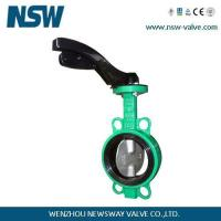 Buy cheap Cast Iron Butterfly Valve product