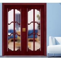 China WOODEN DOOR double&sliding door srw069 on sale