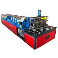 Automatic big square wall panel roll forming machine