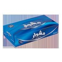 Facial Tissue Mouchoir Velvet Box