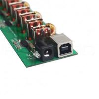 Buy cheap 8ports 2.0 usb quick charger hub circuit board customize supply H12 from wholesalers