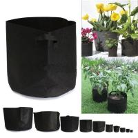 Fabric Grow Bag Non-woven Fabrics Plants Seedling Bags