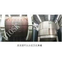 Tannery effluent sealed reusing technology